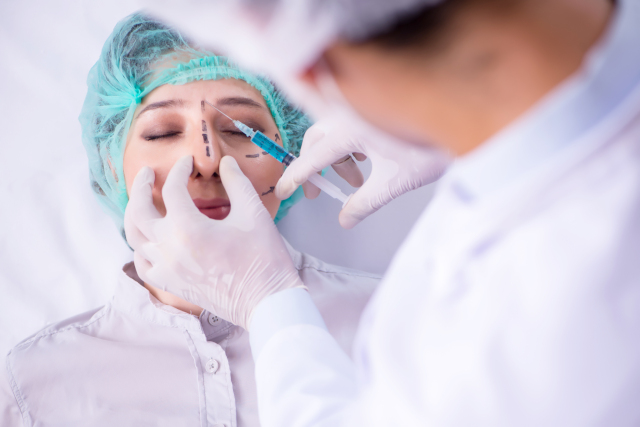 open rhinplasty for nose perfection
