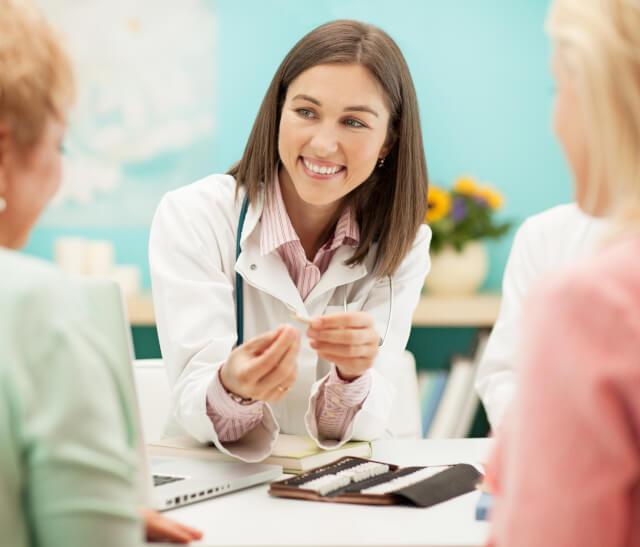 Alternative Medicine Practitioner