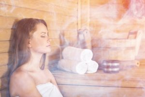 infrared sauna vs steam sauna