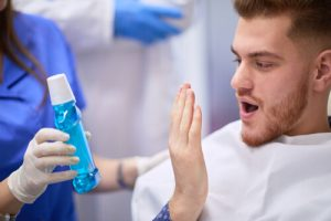 Diabetes And Bad Breath Treatment