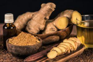 ginger for nausea